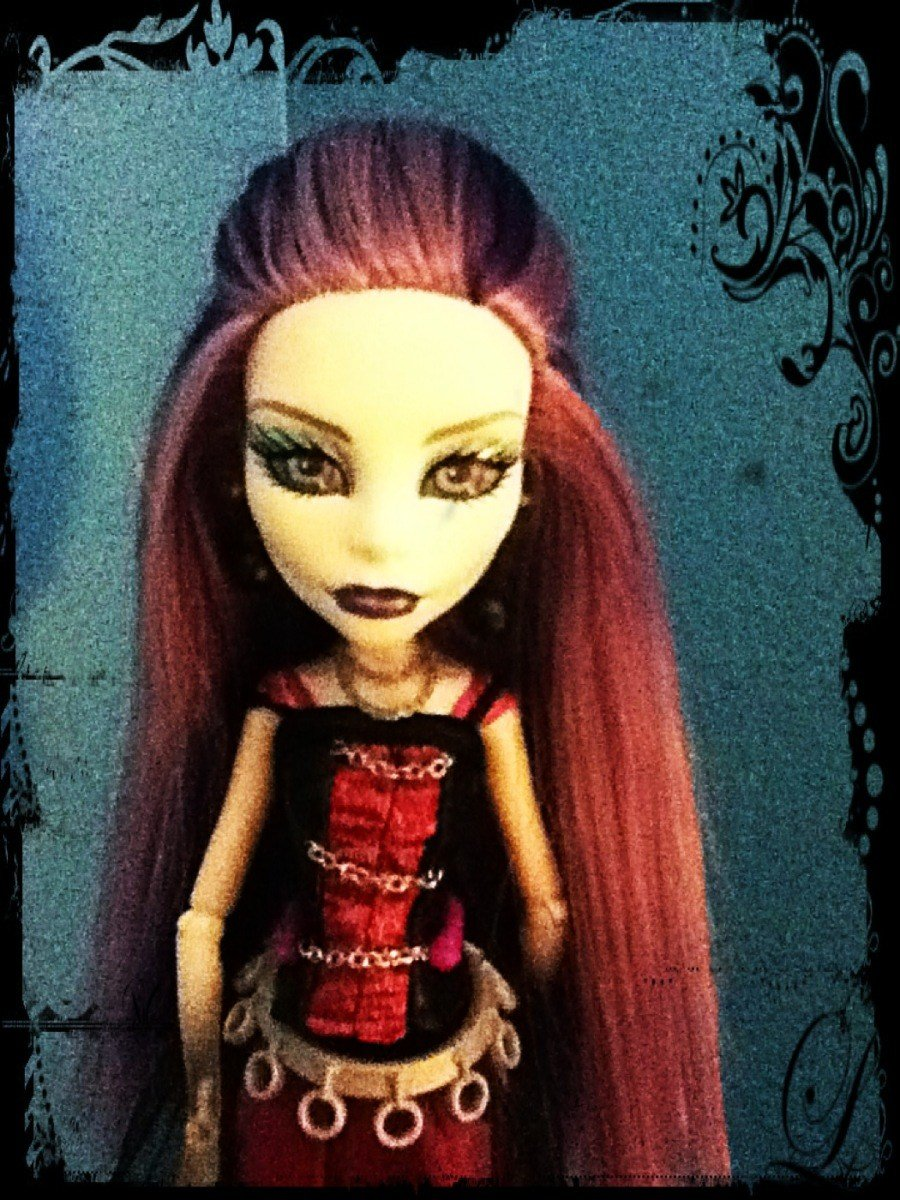 The Best Hairstyles For Spectra Monster High Dolls Com Pictures