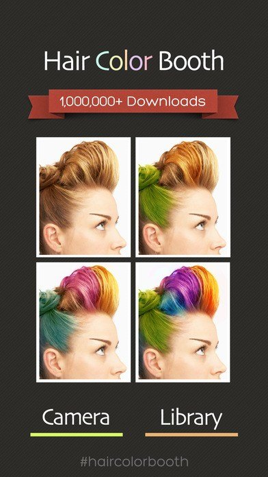 The Best Hair Color Booth Free Apppicker Pictures