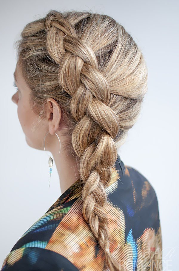 The Best 30 Beautiful Braided Tutorials Artzycreations Com Pictures