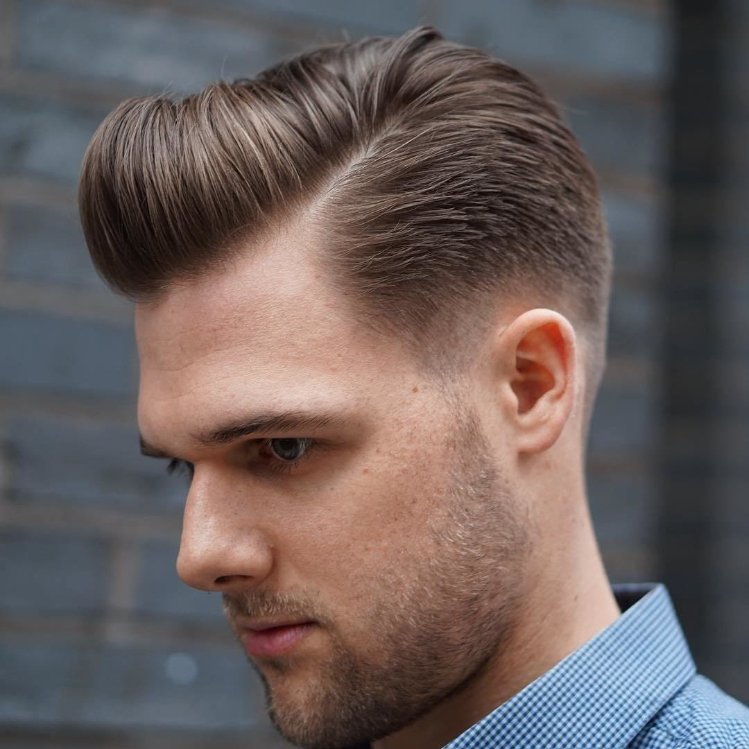 The Best Slick Back Haircuts 40 Trendy Slicked Back Hair Styles Pictures