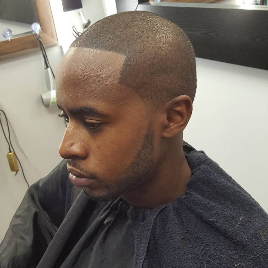 The Best Bald Fade Haircut – Haircutting Co Pictures