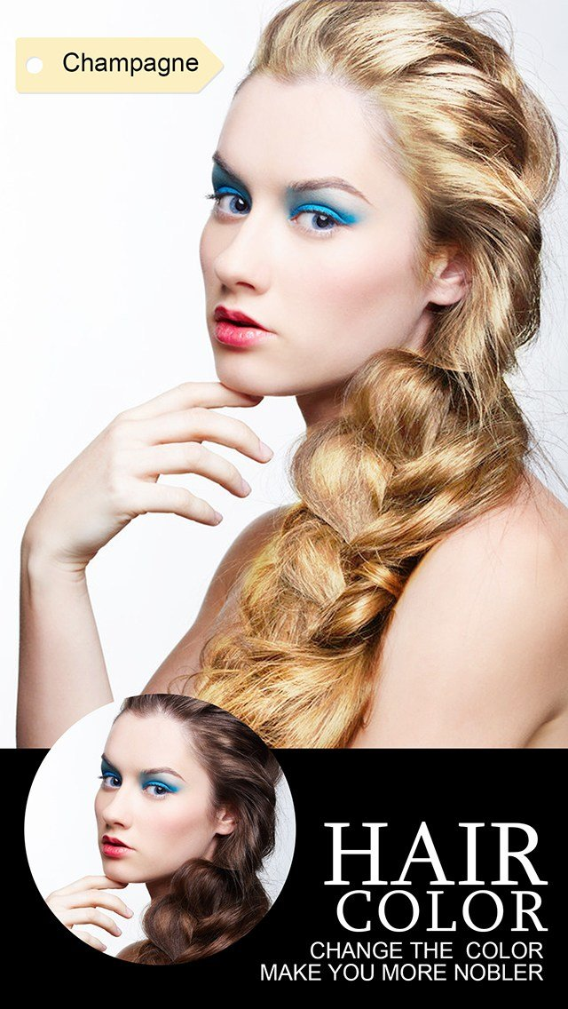 The Best Hair Color Dye Insta Wig Beautify Splash Effects Photo Pictures