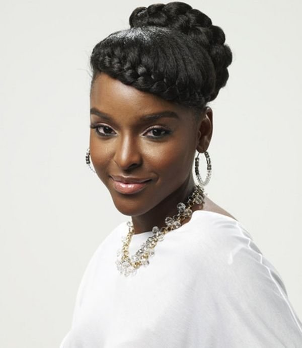 The Best Wedding Hairstyles For Black Women African American Pictures