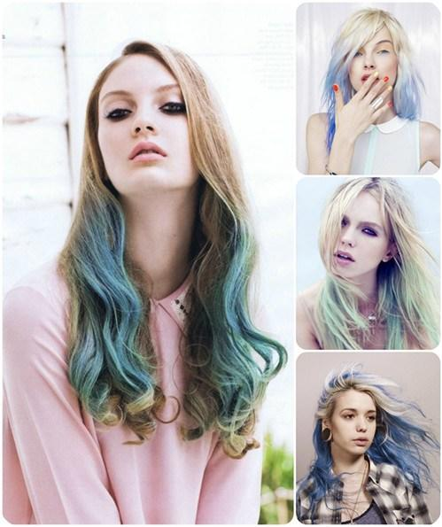 The Best Easy And Best 10 Dip Dye Ombre Color Hair Ideas Without Pictures