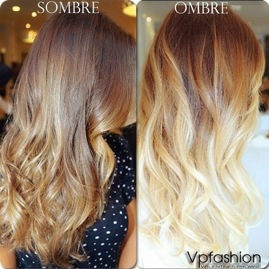 The Best New Hair Colors 2014 Sombré For A Softer Transition Pictures