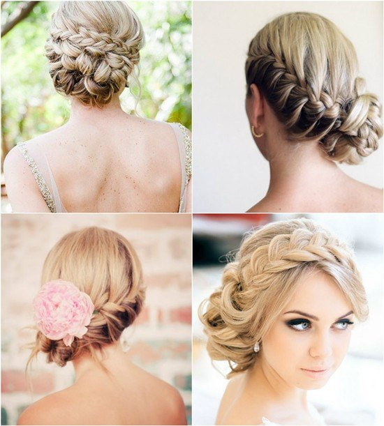 The Best Wedding Hairstyles Looks Wedding Updos 2015 Vpfashion Pictures