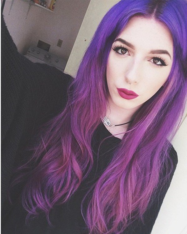 The Best Top 20 Choices To Dye Your Hair Purple Vpfashion Pictures