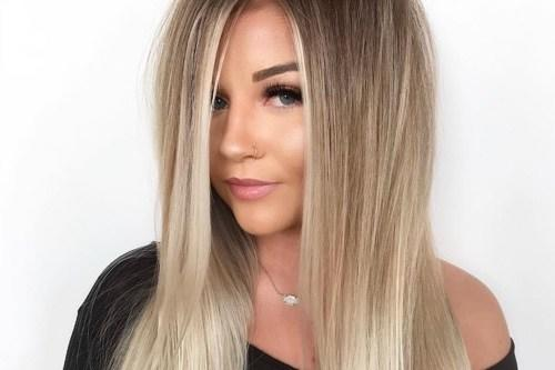 The Best 36 Perfect Hairstyles For Long Thin Hair Trending For 2018 Pictures