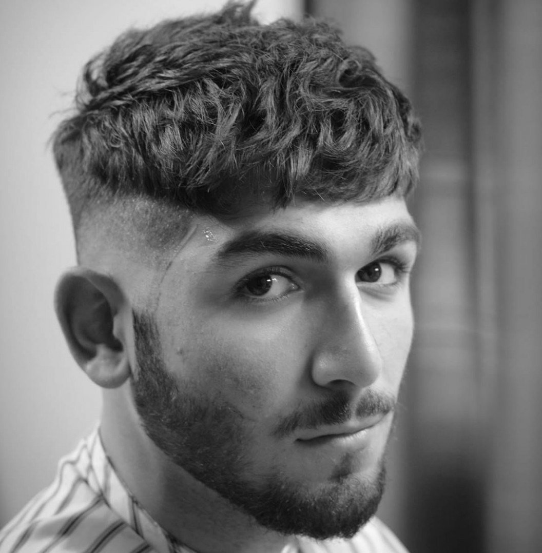 The Best Mens Haircuts Medium 2018 Men's Hairstyles 2018 – 2019 Pictures