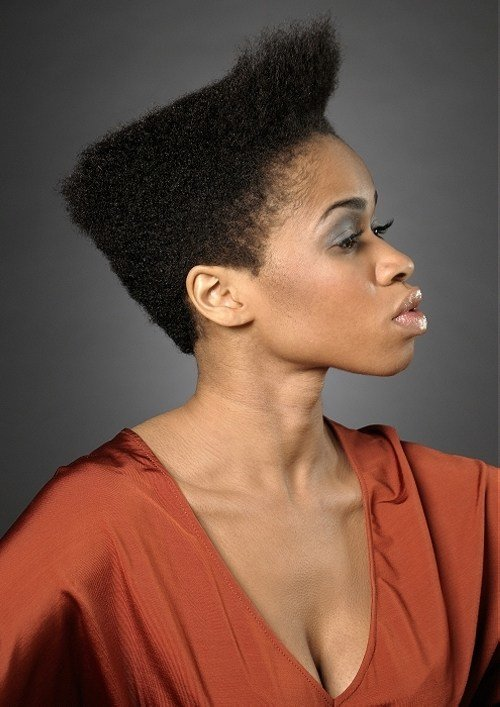The Best 35 Cool Short Hair Styles For Black Women Creativefan Pictures