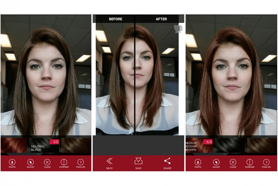 The Best Give Any Virtual Hair Color A Try Pictures