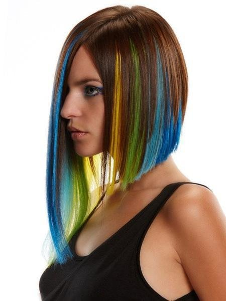 The Best Colored Hair Extensions Hairpieces Wigs Hair Pictures