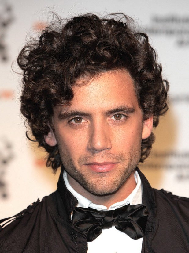 The Best Curly Hairstyles For Men Pictures