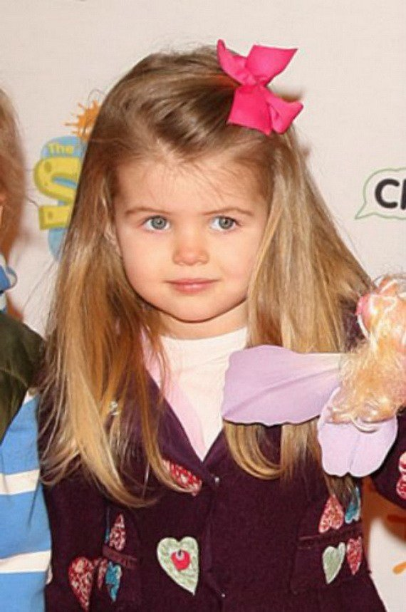 The Best Long Hairstyles For Little Girls Pictures
