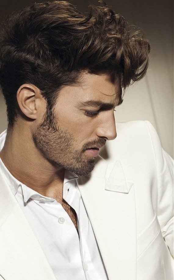 The Best Men S Curly Hairstyles 2012 Stylish Eve Pictures