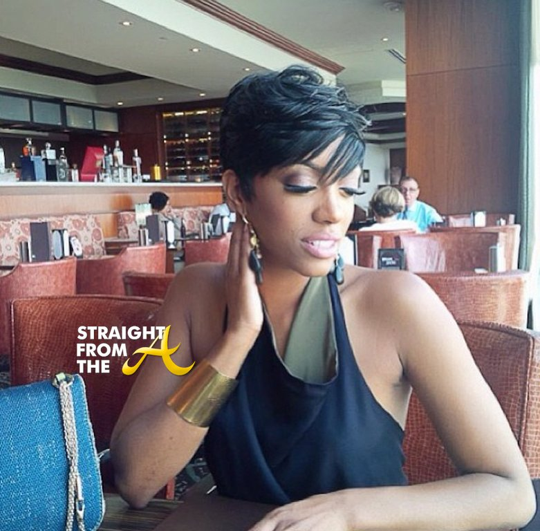 The Best New Doo Alert Porsha Stewart Sheds Her Weave And Comes Up Pictures