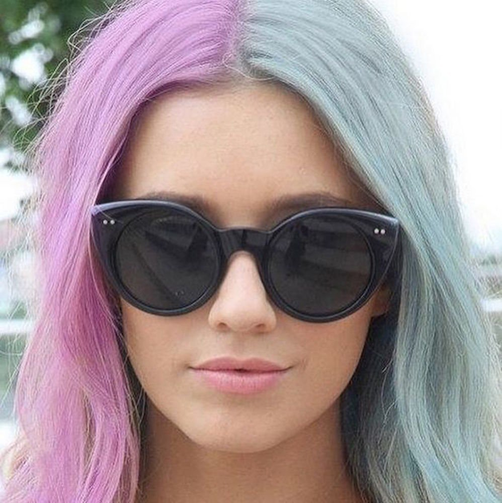 The Best 35 Cool Hair Color Ideas To Try In 2016 Thefashionspot Pictures
