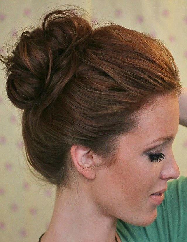The Best 34 Off Duty Ballerina Bun Hairstyles Pictures