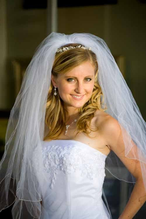The Best Long Half Up And Half Down Wedding Hairstyles – Cherry Marry Pictures