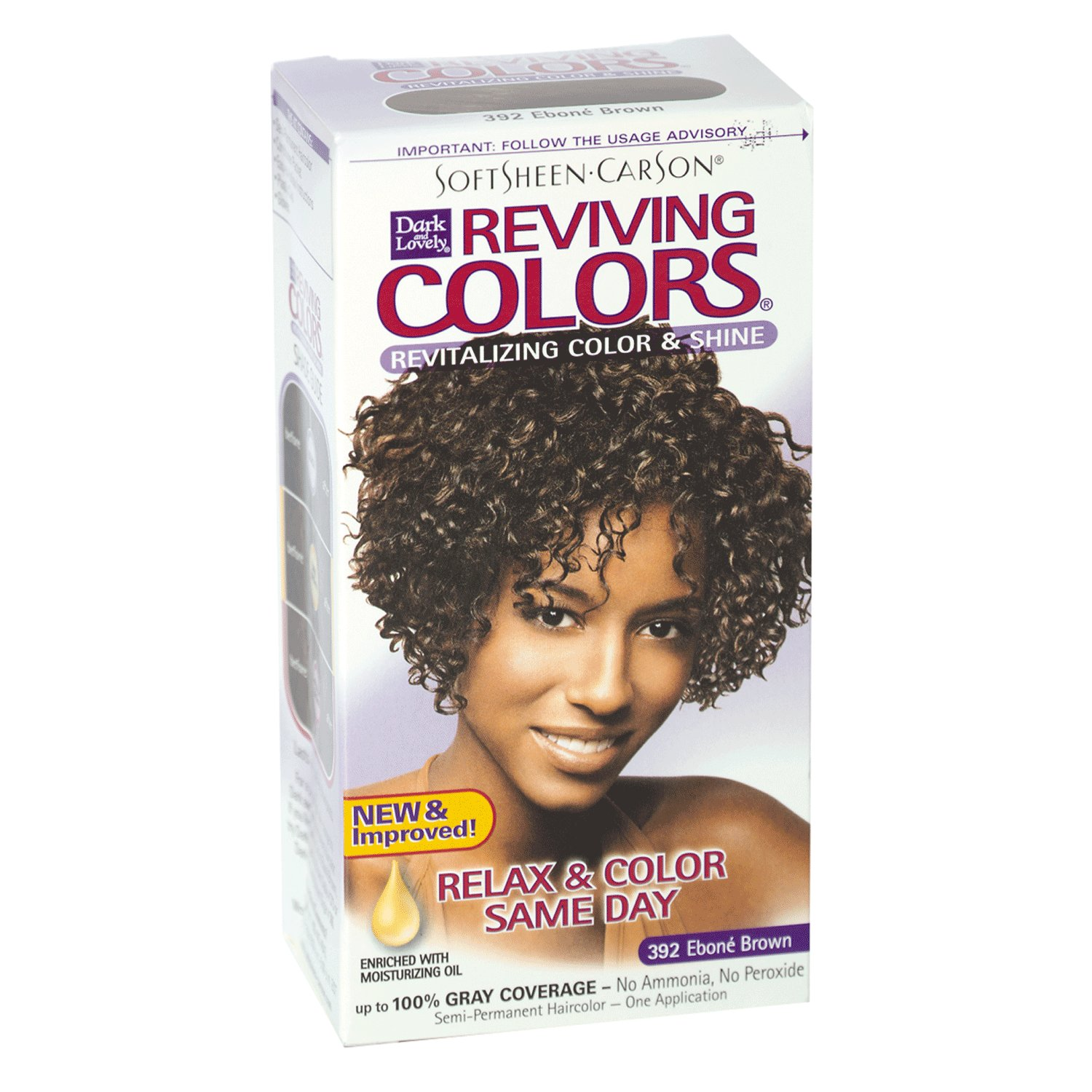 The Best Dark And Lovely Reviving Semi Permanent Hair Color Pictures