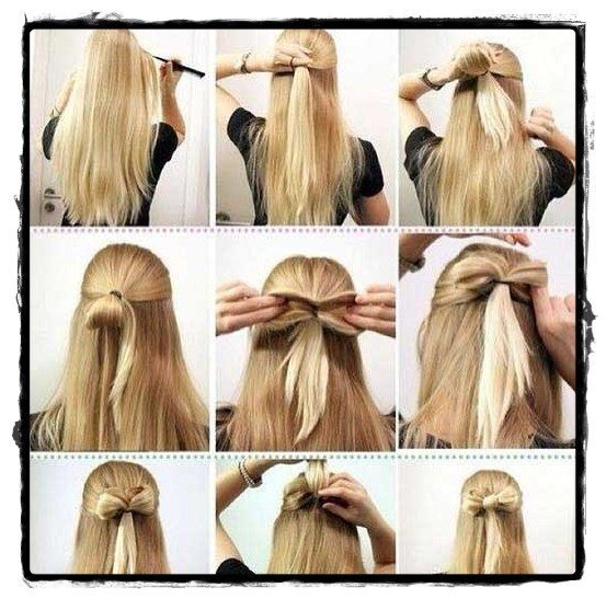 The Best Beautiful Simple Hairstyles For School Look Cute In Simplicity Pictures