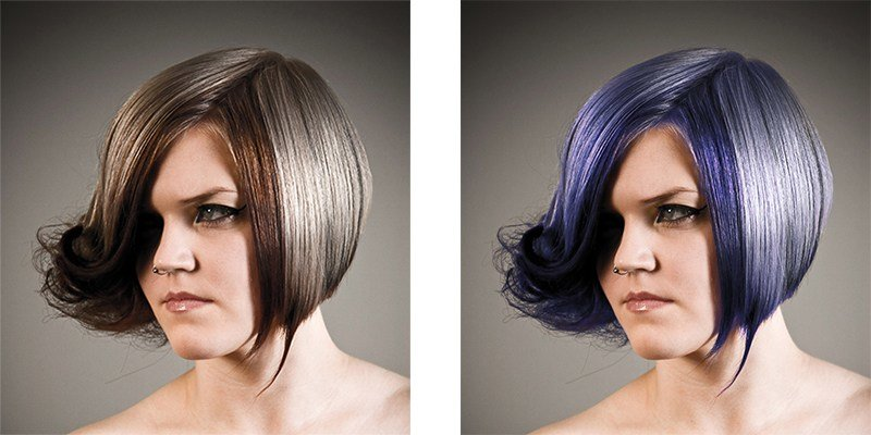 The Best 3 Steps To Easily And Realistically Change Hair Color In Pictures