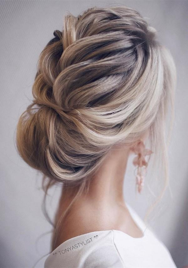 The Best 12 So Pretty Updo Wedding Hairstyles From Tonyapushkareva Pictures