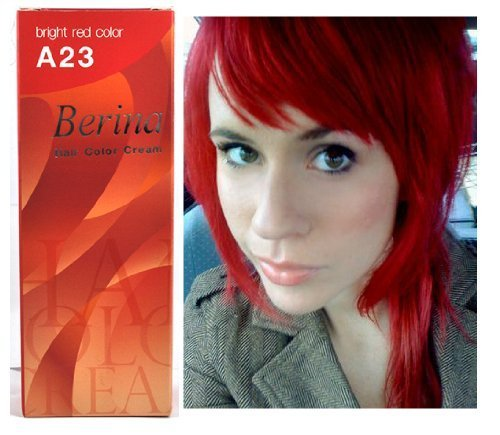 The Best Best Semi Permanent Red Hair Dye For Dark Hair Uk Pictures