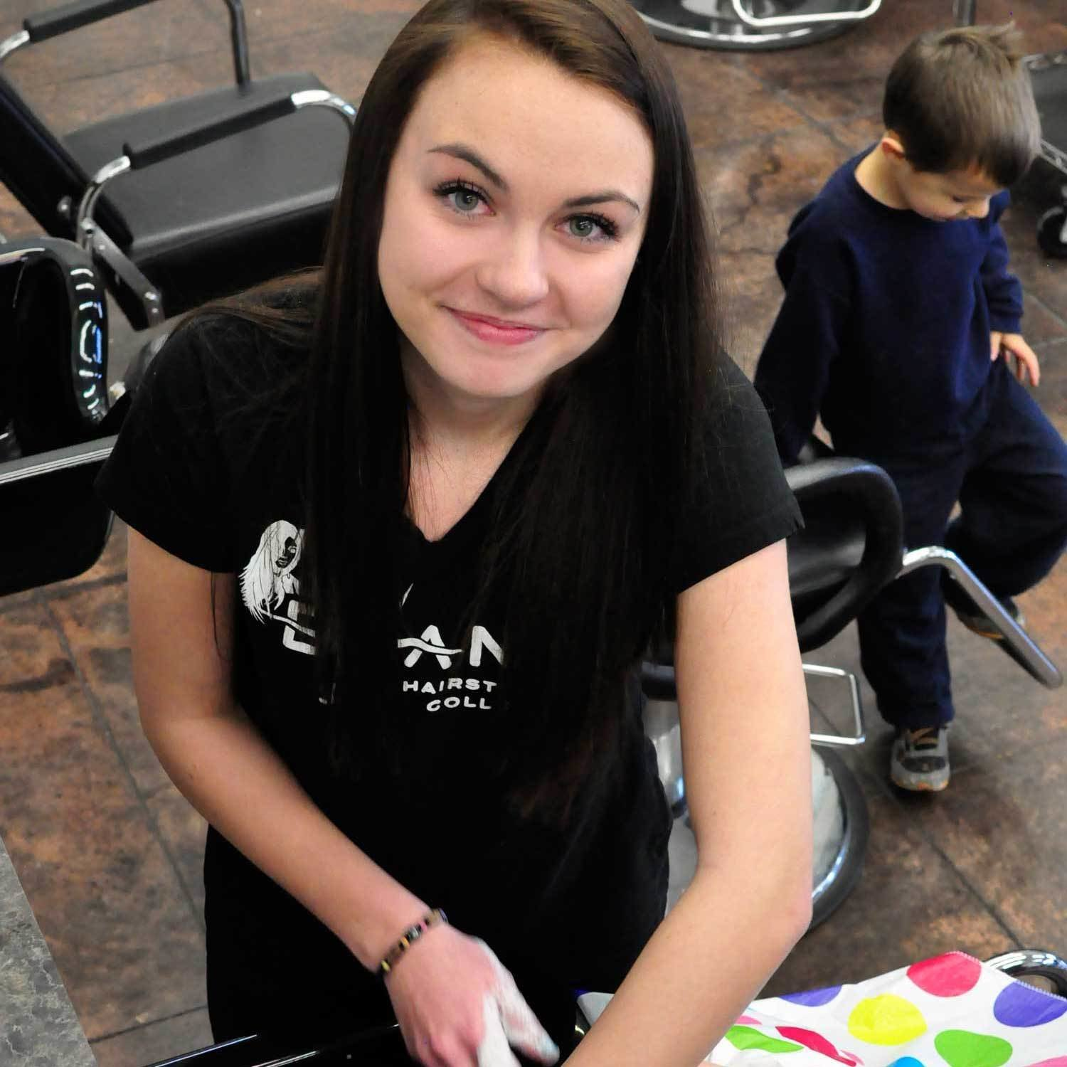 The Best Evans Hairstyling College Rexburg Id A Local Family Pictures