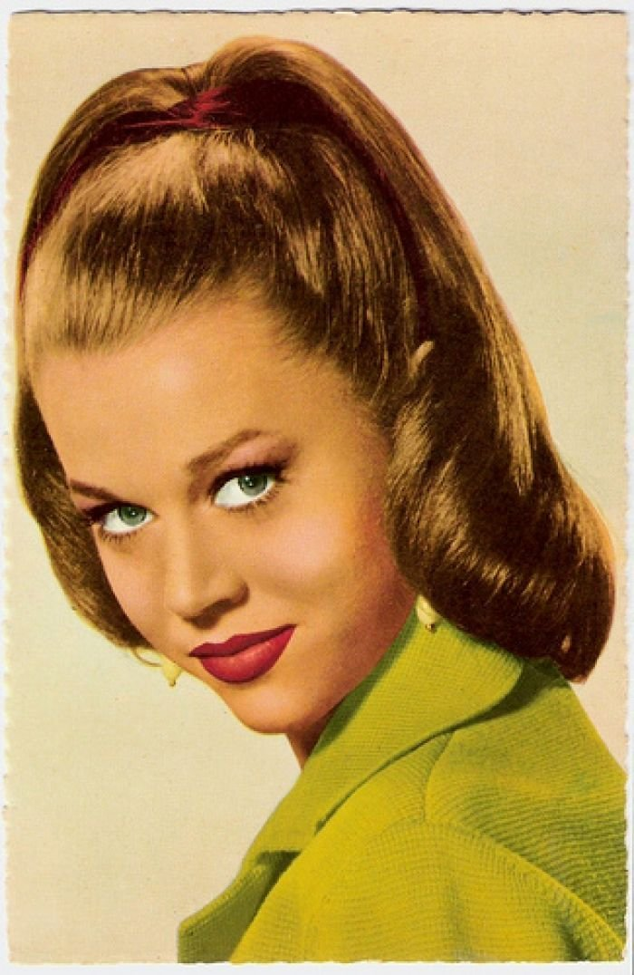 The Best 1950S Hairstyles For Long Hair Elle Hairstyles Pictures