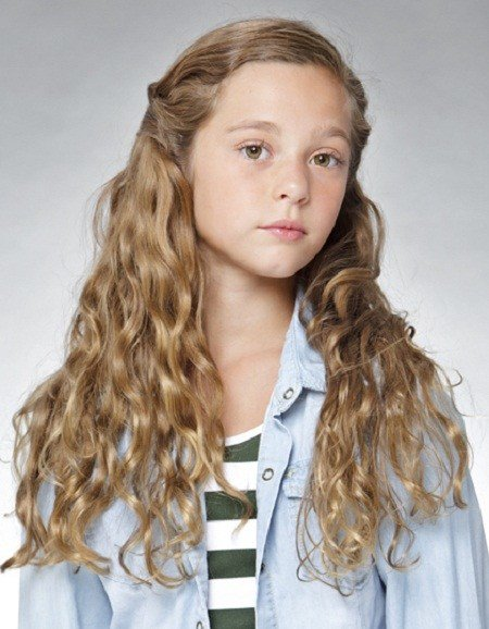 The Best Long Hairstyles For Kids Elle Hairstyles Pictures