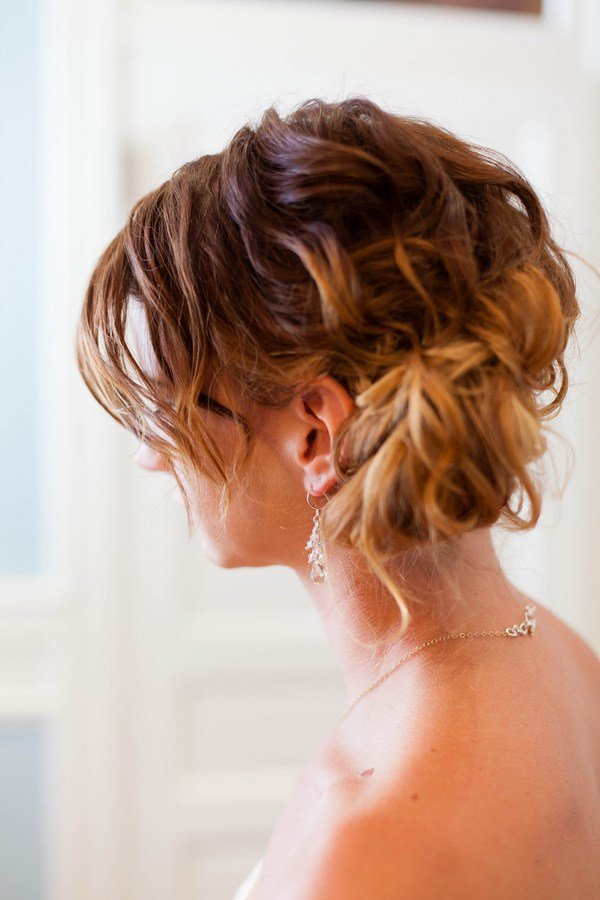 The Best Casual Wedding Hairstyles Elle Hairstyles Pictures