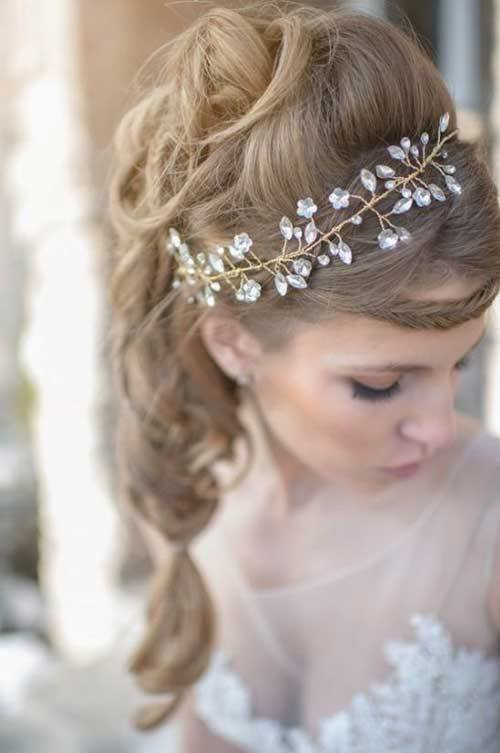 The Best Winter Wedding Hairstyles Elle Hairstyles Pictures