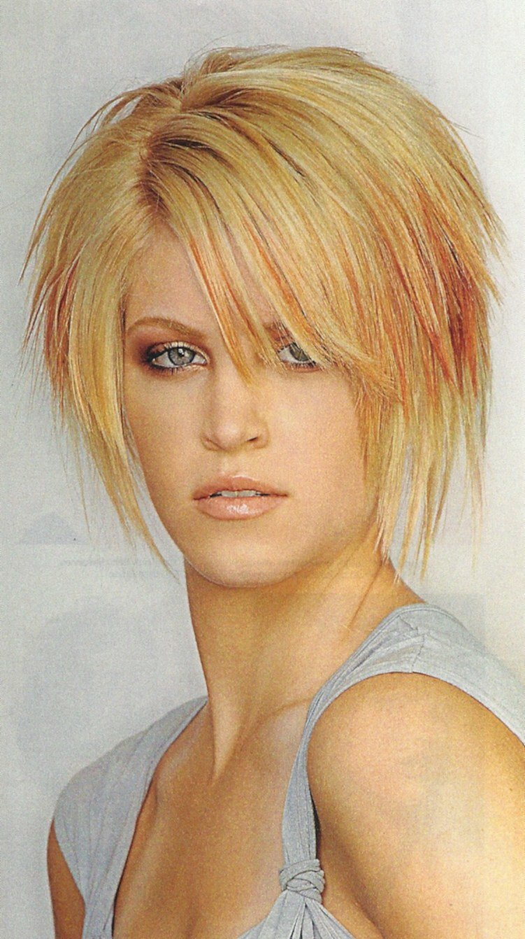 The Best Funky Edgy Medium Length Hairstyle Ideas For Women Elle Pictures