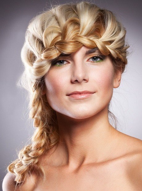 The Best Easy Braided Hairstyle Ideas For Medium Length Hair Elle Hairstyles Pictures