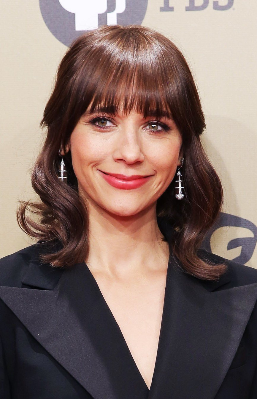 The Best 104 Hairstyles With Bangs You Ll Want To Copy Celebrity Pictures
