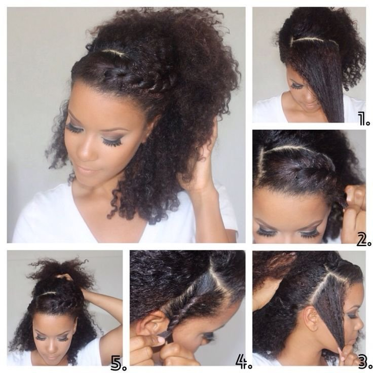 The Best Great Tips For Making Easy Natural Hairstyles For Daily Pictures