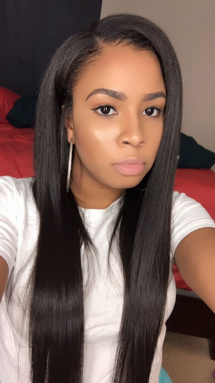 The Best Top 53 Trendy Sew In Hairstyles For Women – Hairstyles For Pictures