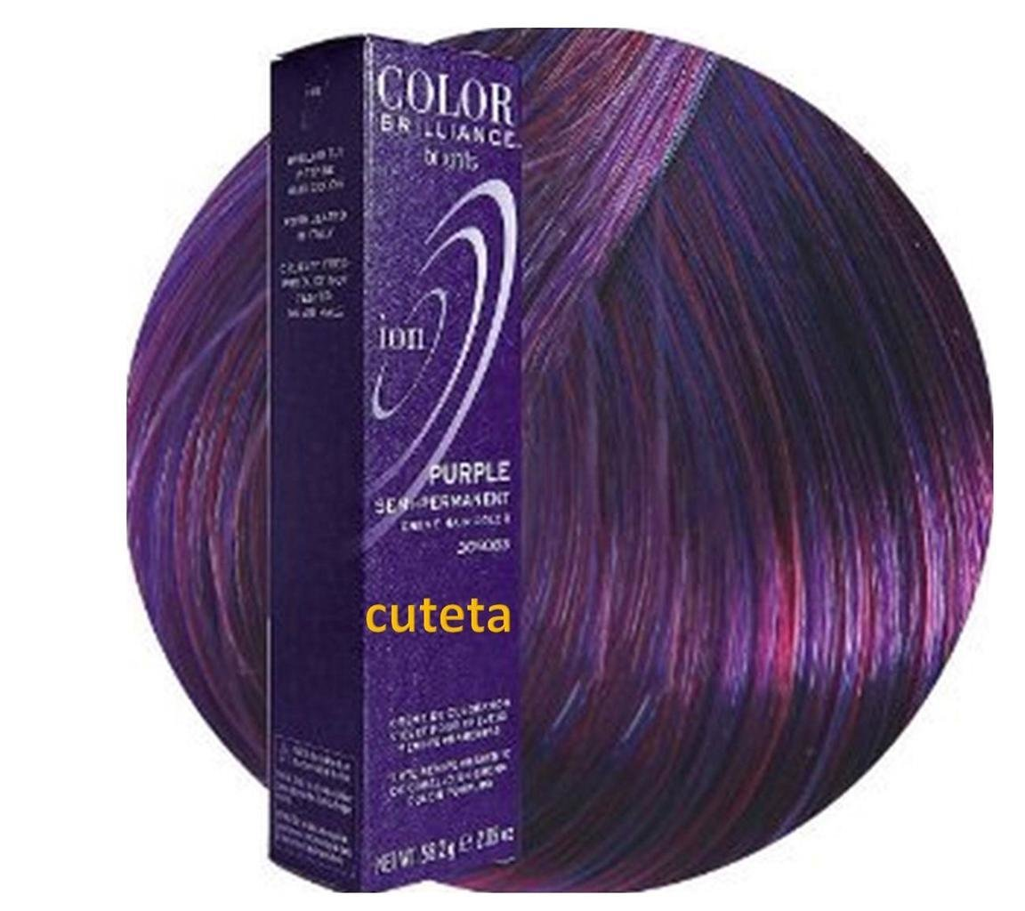 The Best Ion Color Brilliance Brights Semi Permanent Creme Hair Pictures