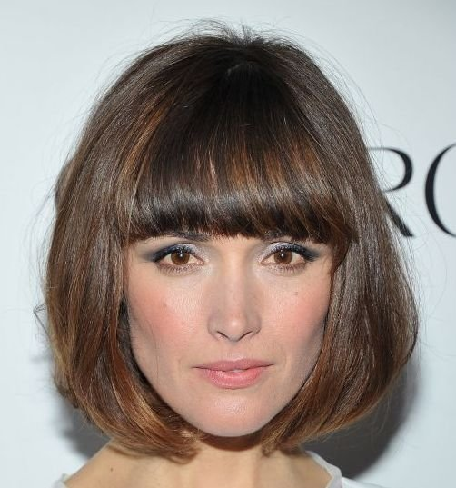 The Best Rose Byrne Hairstyles Careforhair Co Uk Pictures