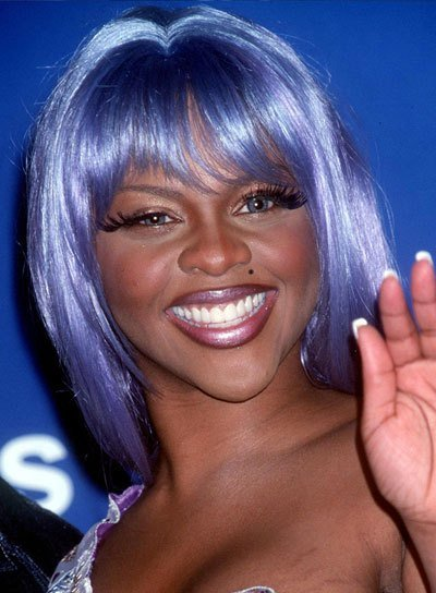 The Best Lil Kim Hairstyles Pictures