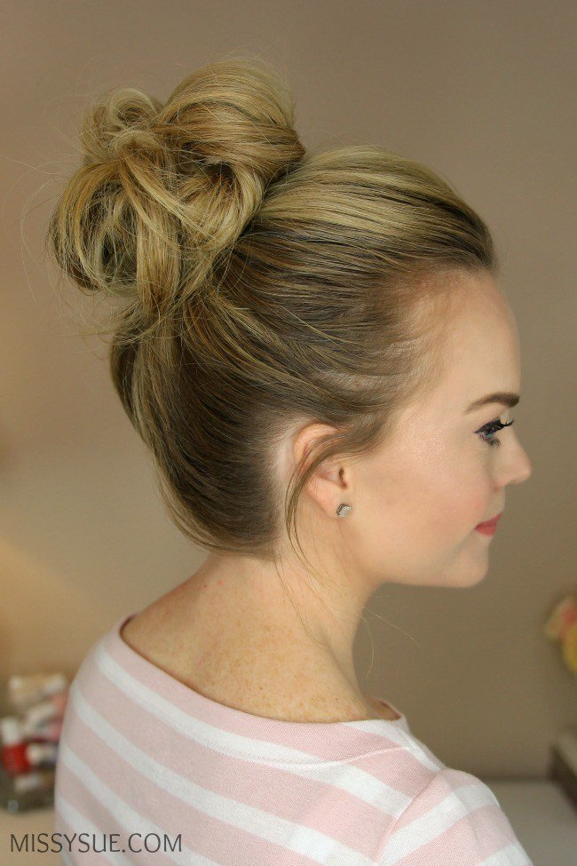 The Best 3 Messy Buns Missy Sue Pictures