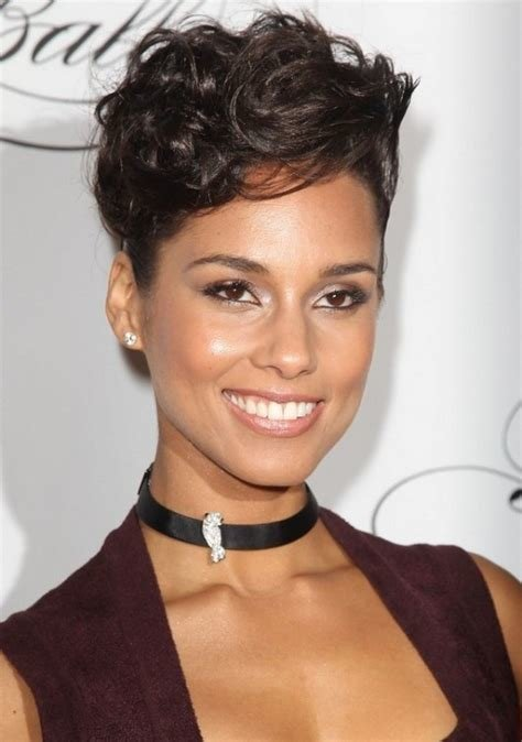 The Best Cute Short Black Hairstyles For Women Short Hairstyles 2015 Pictures