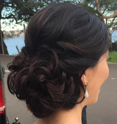 The Best 40 Most Delightful Prom Updos For Long Hair In 2017 Pictures