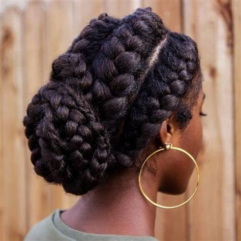 The Best 40 Inspiring Examples Of Goddess Braids Pictures