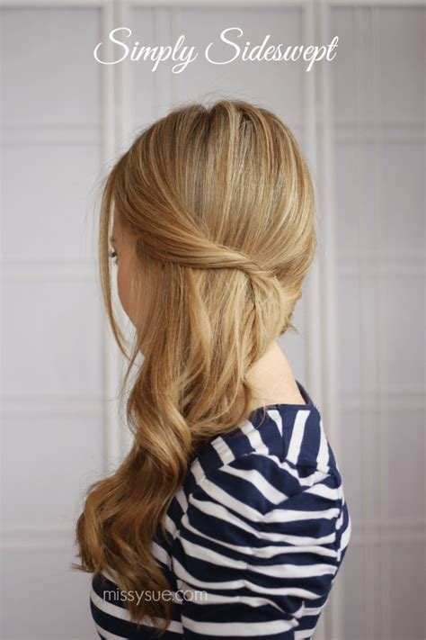 The Best Easy Side Swept Waves Pictures