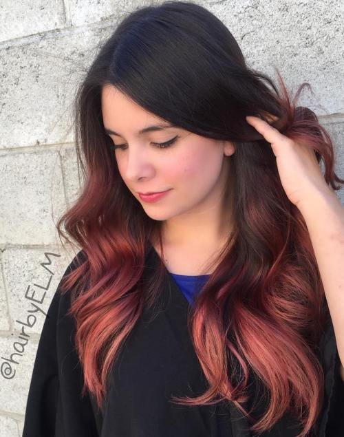 The Best 40 V*V*D Ideas For Black Ombre Hair Pictures