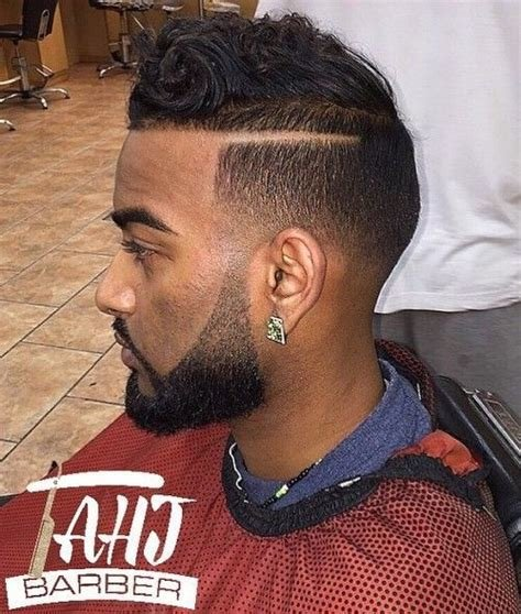 The Best 50 Stylish Fade Haircuts For Black Men In 2017 Pictures