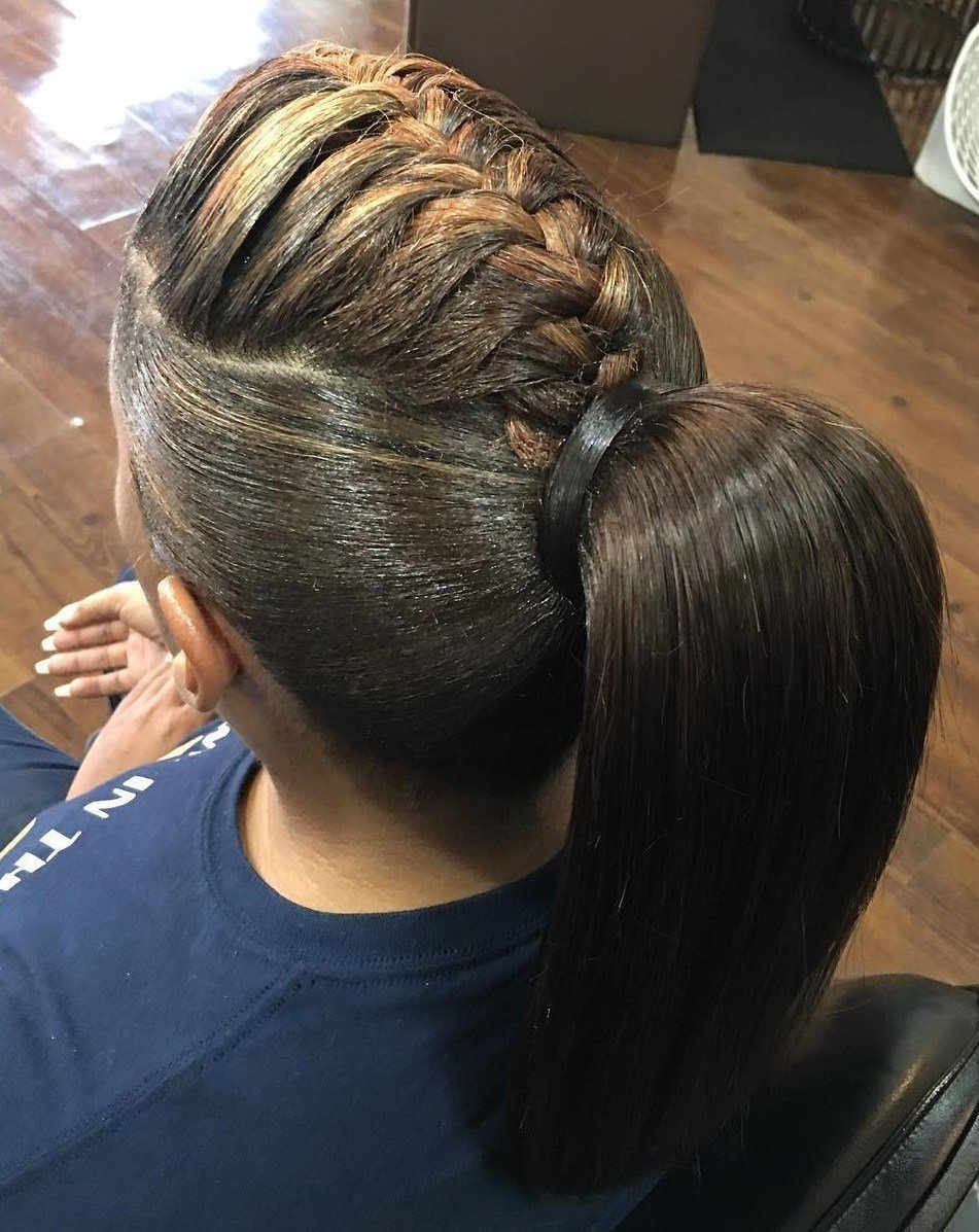 The Best 20 Under Braids Ideas To Disclose Your Natural Beauty Pictures