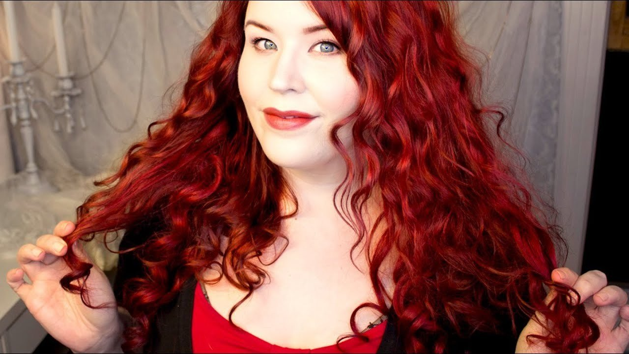 The Best How To Dye Hair Extensions What I Use To Dye My Hair Red Pictures